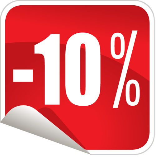 Скидка 10% на меню кафе